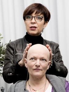 Parykspecialist Carina Erwin afholder wellness-arrangement for kvinder med kræft